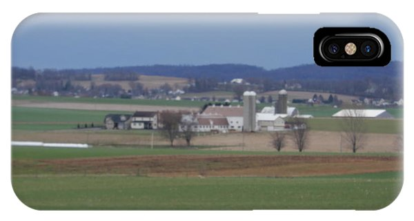 Amish Homestead 3 IPhone Case