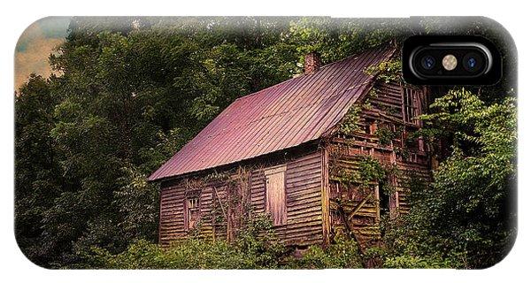Amish House IPhone Case