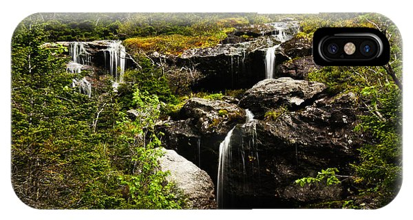 Ammonoosuc Falls IPhone Case