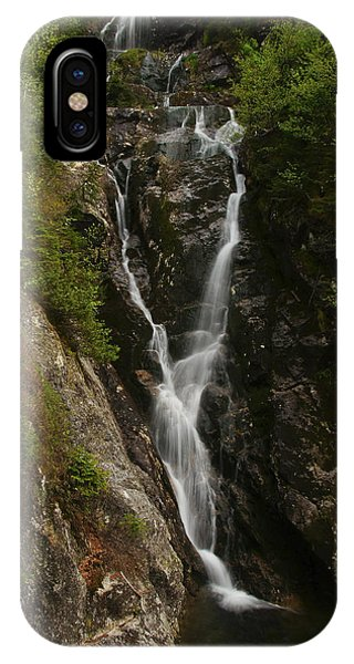 Ammonoosuc Ravine Falls IPhone Case