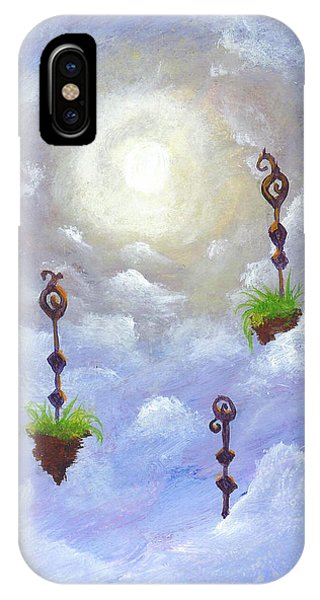 Among The Clouds IPhone Case