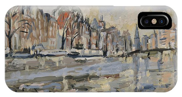 Briex iPhone Case - Amstel Amsterdam by Nop Briex
