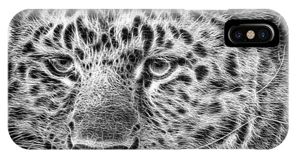 iPhone Case - Amur Leopard by John Edwards
