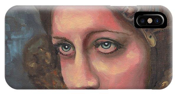 Amy Johnson IPhone Case