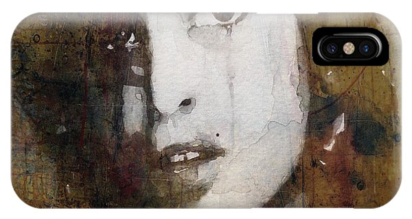 Singer iPhone Case - Amy Winehouse Love Is A Losing Game  by Paul Lovering