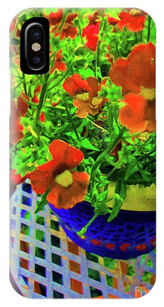 Lots Of Blooms IPhone Case