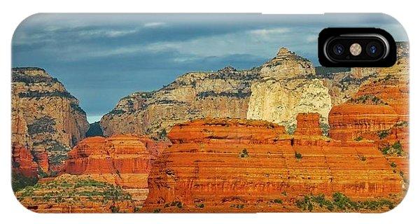An Act Of God, Fay Canyon, Arizona IPhone Case