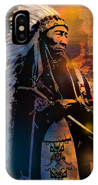 An American Sunrise IPhone Case