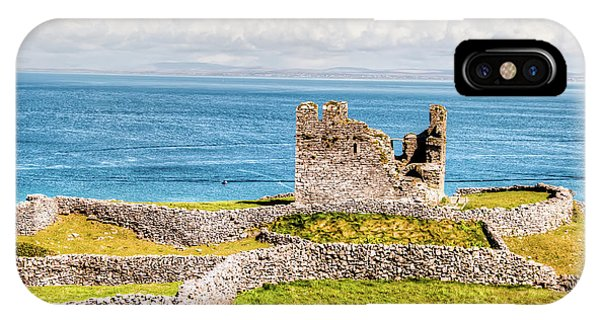 An Ancient Irish Castle IPhone Case