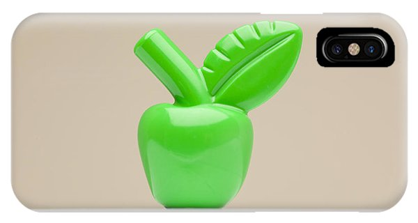 Doctor iPhone Case - An Apple A Day by Samuel Whitton