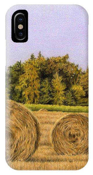 An Autumn Evening IPhone Case