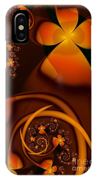 An Autumn Kind Of Summer IPhone Case