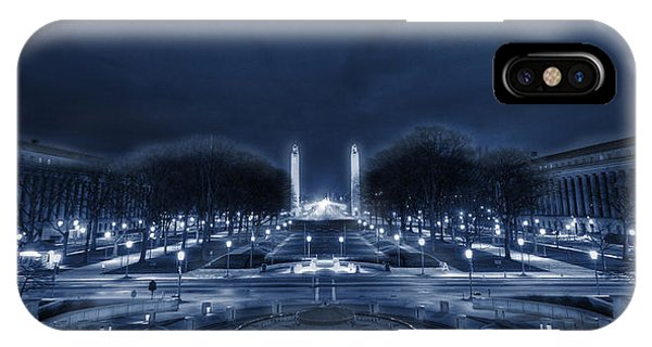 An Evening At The Capitol IPhone Case