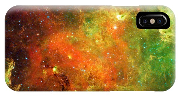 An Extended Stellar Family - North American Nebula IPhone Case