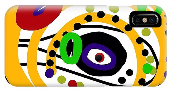 An Eye On You IPhone Case