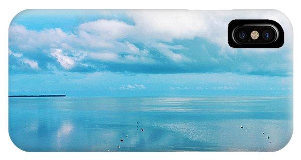 An Ocean Like Glass IPhone Case