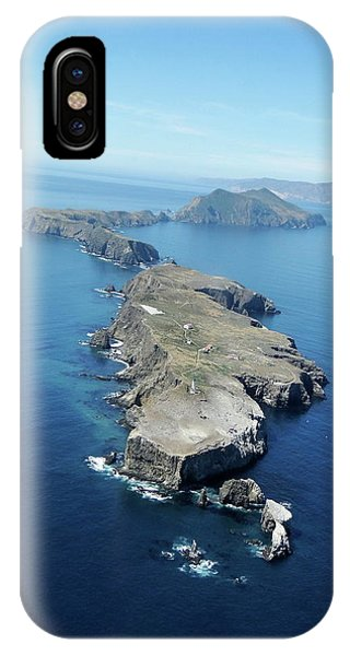 Anacapa Island IPhone Case