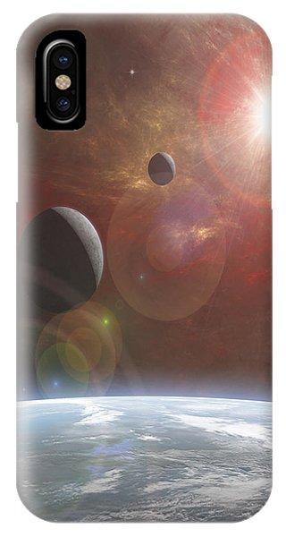 Ananke IPhone Case