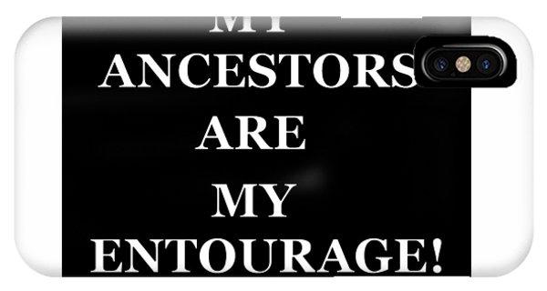 Ancestors IPhone Case