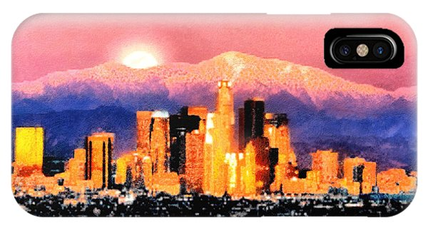 Anchorage - Bright-named IPhone Case