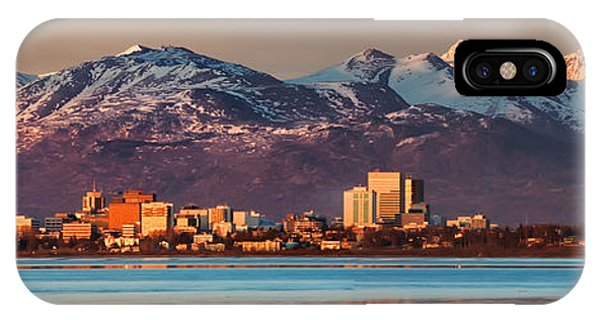 Anchorage IPhone Case