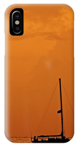 Anchored IPhone Case