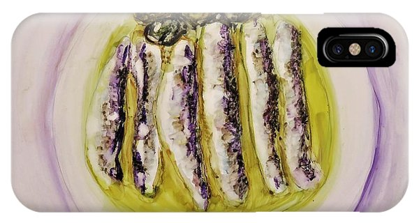 Anchovies And Olives IPhone Case