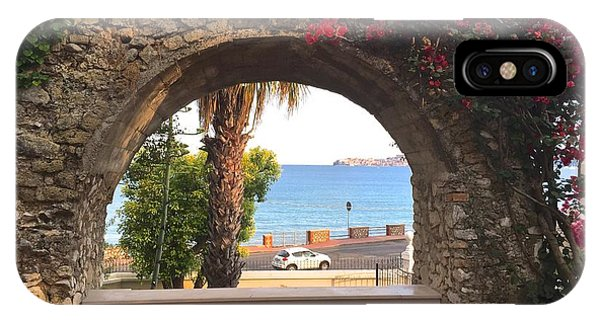 Ancient Arch Gaeta Italy IPhone Case