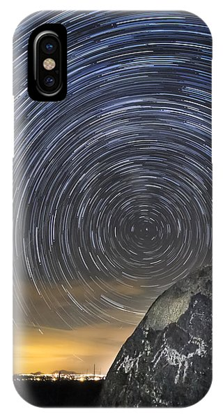 Ancient Art - Counting Sheep IPhone Case