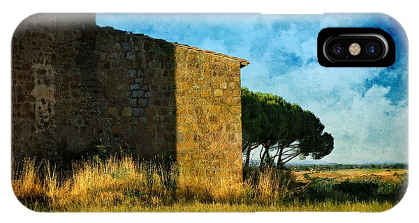 Ancient Church - Italy IPhone Case