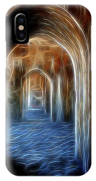 Ancient Doorway 5 IPhone Case