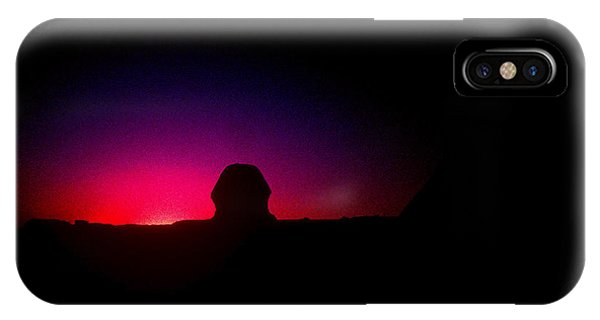 Ancient Evenings IPhone Case