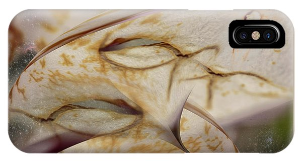 Fish Time In The Universe.... IPhone Case