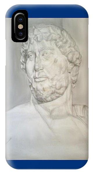 Ancient Greek Statue IPhone Case
