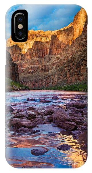 Boulder iPhone Case - Ancient Shore by Inge Johnsson