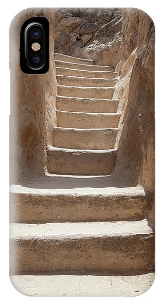 Ancient Stairs IPhone Case