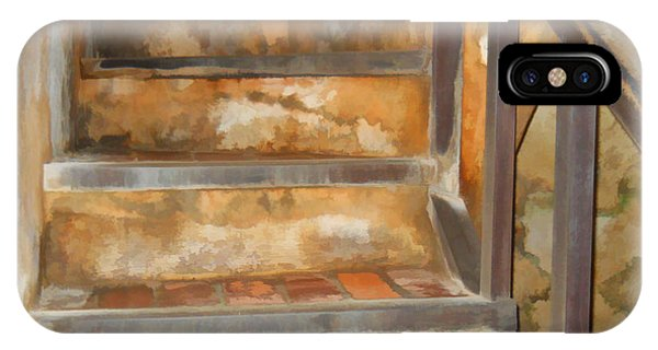Ancient Stairway IPhone Case