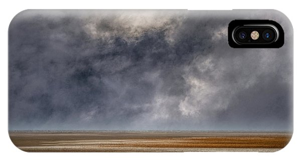 And The Rains Came IPhone Case
