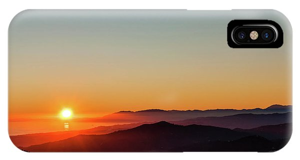 Andalucian Sunset IPhone Case