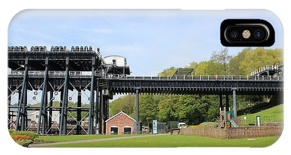 Anderton Boat Lift IPhone Case