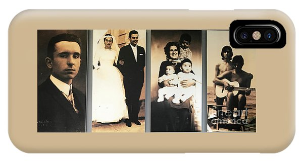 Andrea Bocelli Family IPhone Case