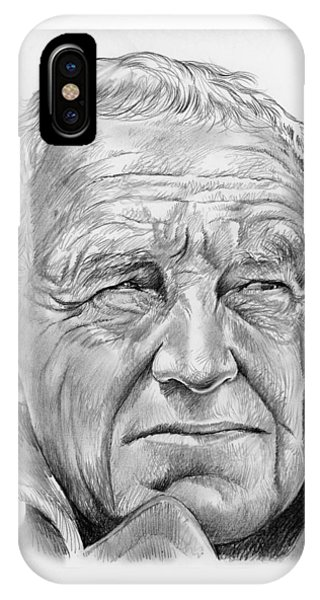 Famous Artist iPhone Case - Andrew Wyeth by Greg Joens