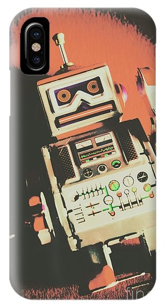 Technological iPhone Case - Android Short Circuit  by Jorgo Photography - Wall Art Gallery