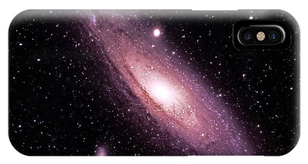 M31 Andromeda Galaxy IPhone Case
