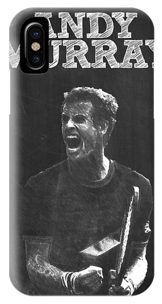 Andy Murray IPhone Case