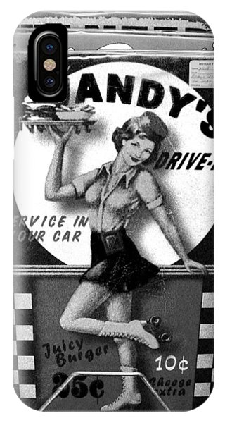 Andy's Drive-in II IPhone Case