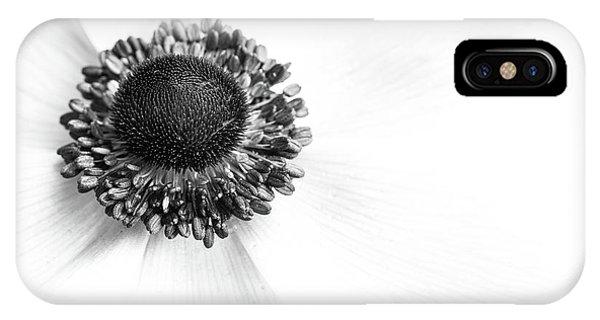 Anemone Bloom IPhone Case