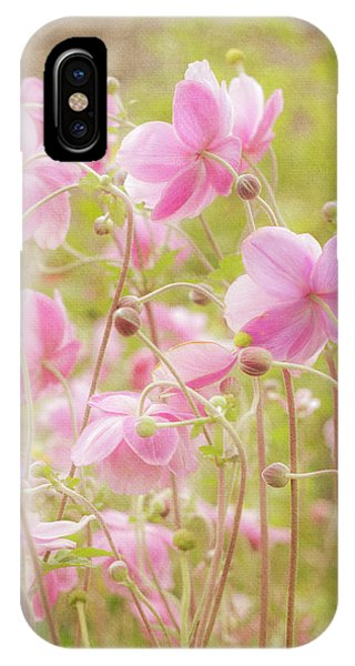 Anemone Dance IPhone Case