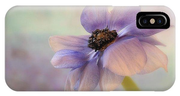 Anemone Flower IPhone Case