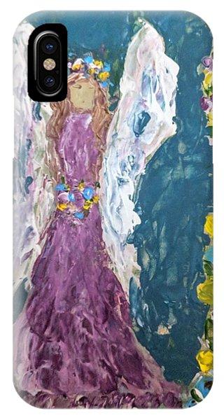 Angel Diva IPhone Case